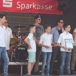 """Mameless"" gewinnt 2. Platz beim Band Contest"