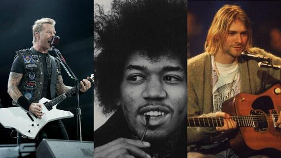Weltberühmte Gitarristen als Vorbild für den Gitarrenunterricht - Gitarre spielen lernen